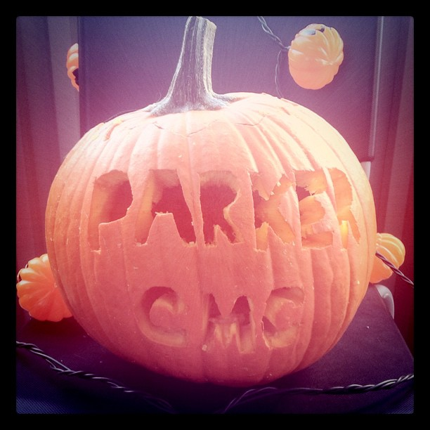 Parker halloween