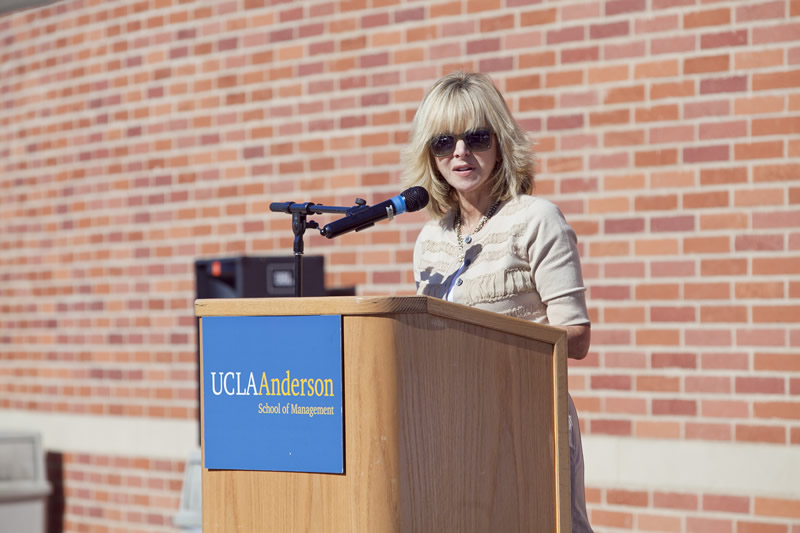 Can I get into UCLA MBA Program?
