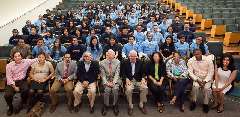 Riordan Programs' Class of 2013