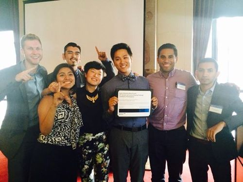 UCLA SPA_BofA_Merrill_Lynch_2014_Low-Income_Housing_Challenge_First_Place_Win
