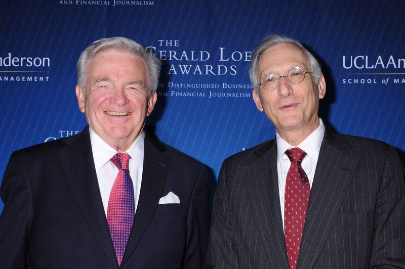 James Flanigan and John Brecher
