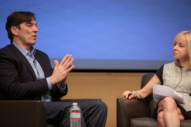 Tim Armstrong, CEO of AOL