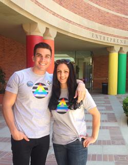Derek Bailey Kelsey Gorman UCLA Anderson LGBTQ