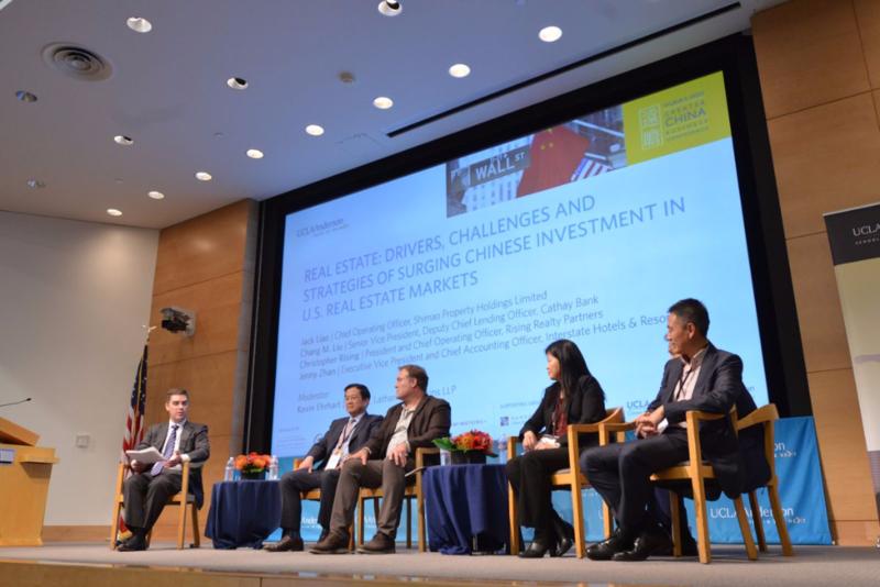 UCLA Woo China Business Conference