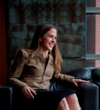 UCLA Anderson Professor Cassie Mogilner Holmes