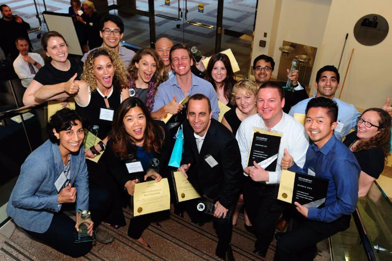 UCLA Anderson Academic Awards
