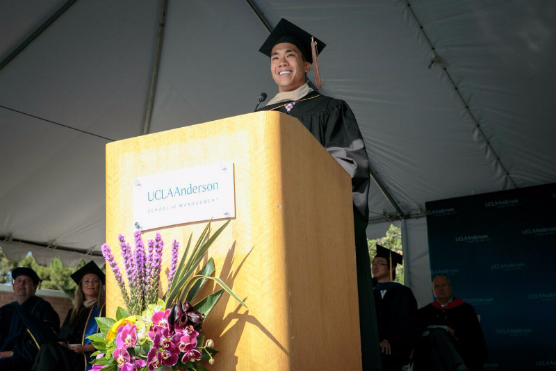 UCLA Anderson MBA Kelcey Cheung