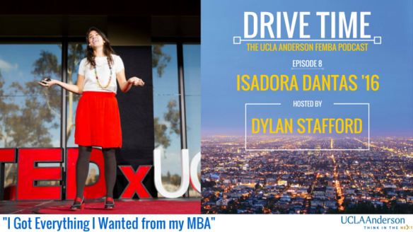 UCLA Anderson FEMBA Drive Time Podcast