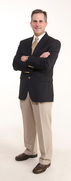 UCLA Anderson John Wooden Global Leadership Fellow Doug Larratt
