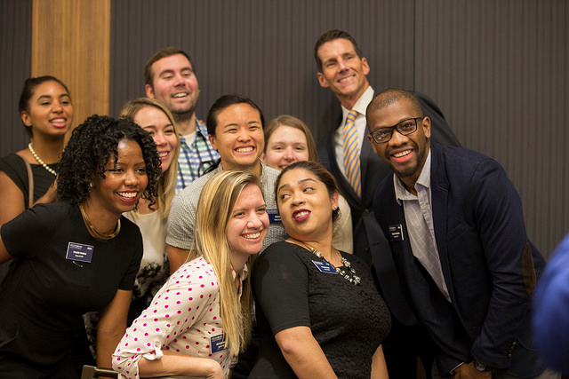 UCLA Anderson MBA Admissions Embracing Diversity Conference