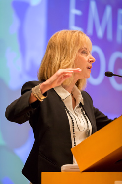 UCLA Anderson Dean Judy Olian Velocity Women's Leadership Summit