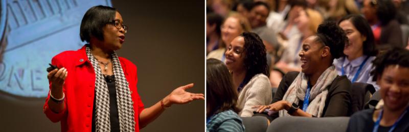 UCLA Anderson Women's Leadership Summit Cynt Marshall AT&T