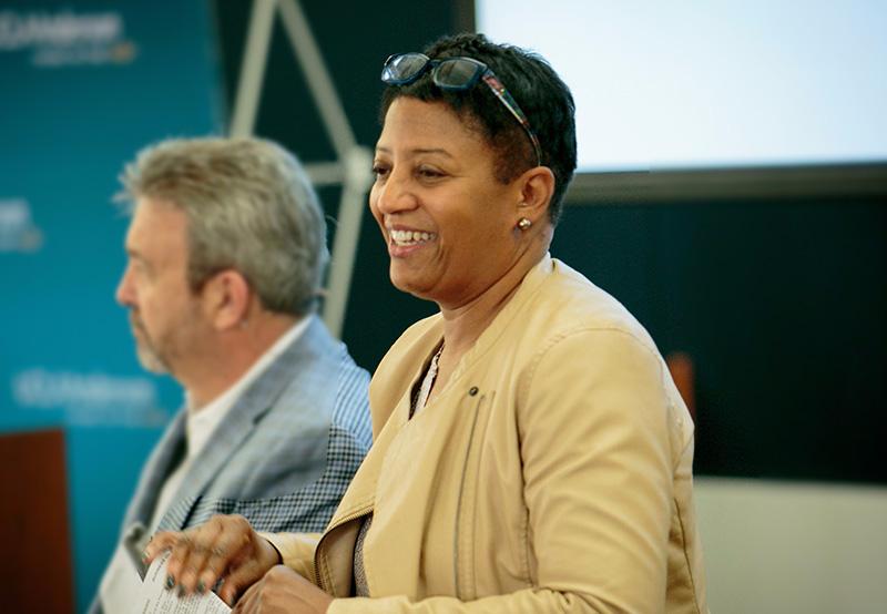 UCLA Anderson MBA Karen Williams
