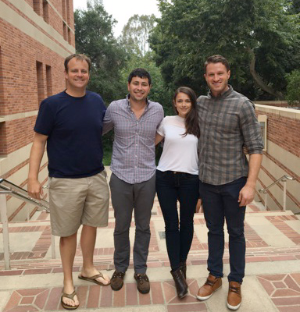 UCLA Anderson Nopical Team