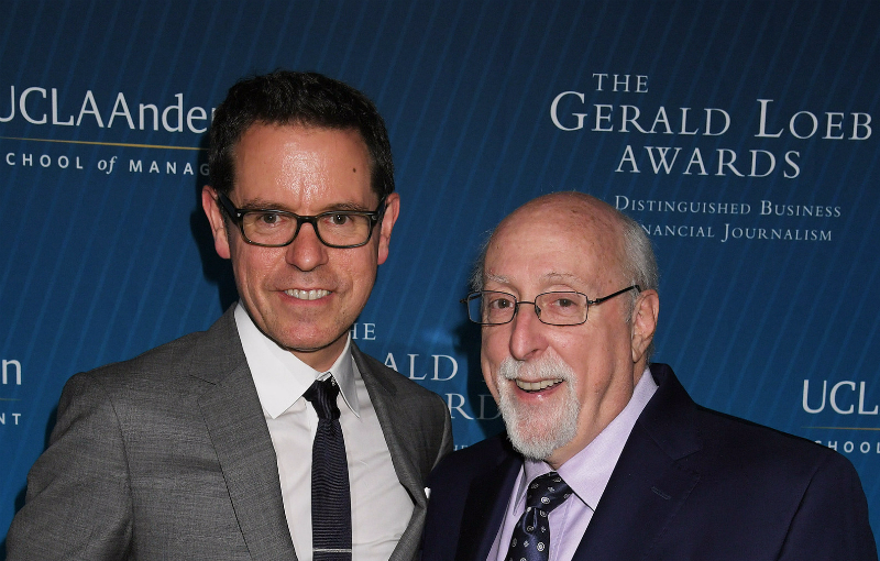 Nicholas Varchaver Walt Mossberg Loeb Awards