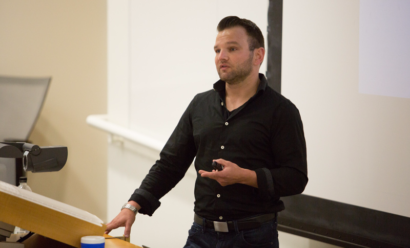 UCLA Anderson Entrepreneurship Bootcamp for Veterans Ben Wynkoop