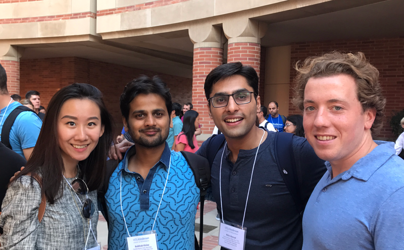 UCLA Anderson Chenjie Ding Baibhab Kislay Nitin Bansal Mike Chester