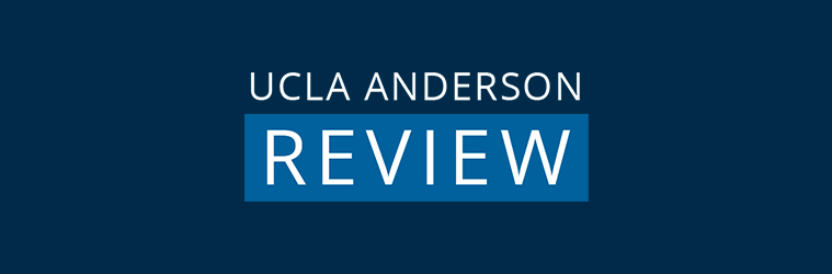 UCLA Anderson Review