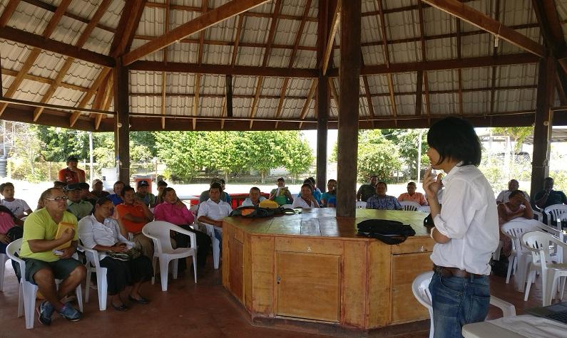 UCLA Anderson Yuhei Iwasaki Conservation International Guyana