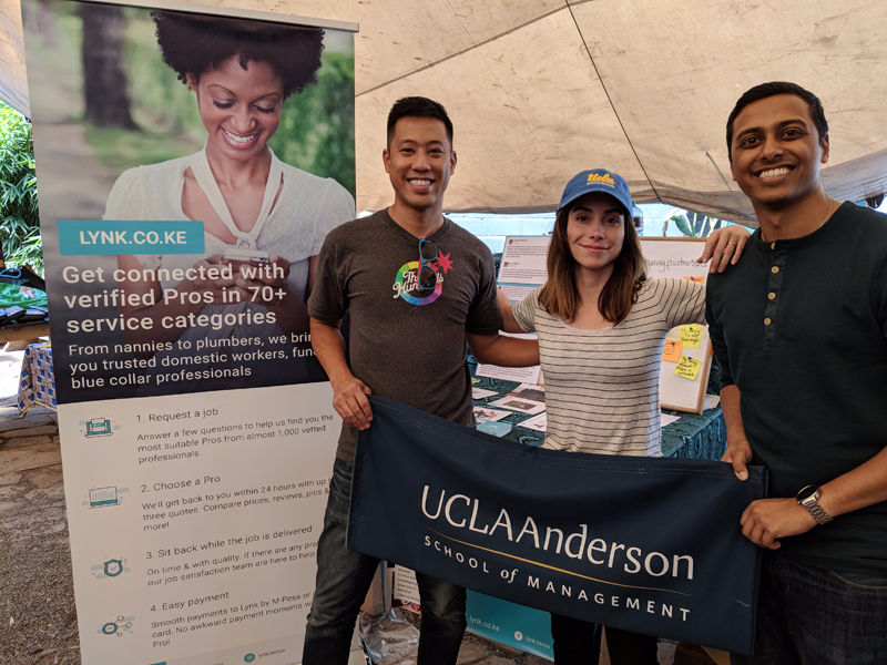 UCLA Anderson Applied Management Research Kenya