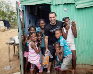 Shawn hakim ucla dominican republic light project
