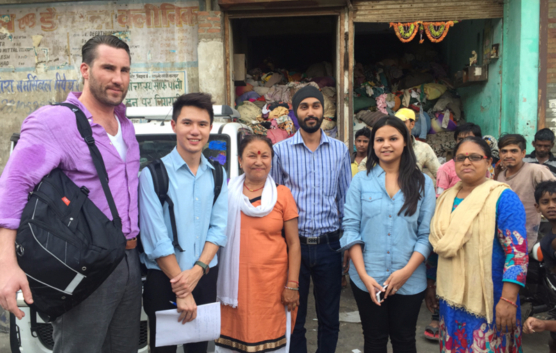 UCLA Anderson AMR field study India