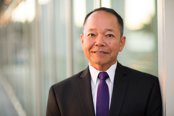 UCLA Anderson Professor Christopher Tang