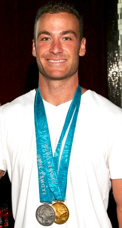 UCLA Anderson Olympic Medalist Ed Moses