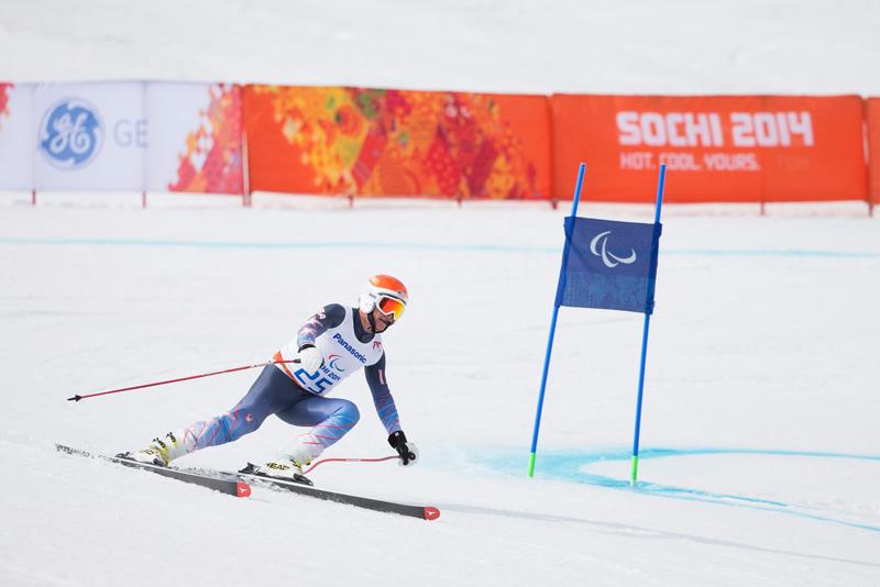 UCLA Anderson Mark Bathum Sochi Olympics