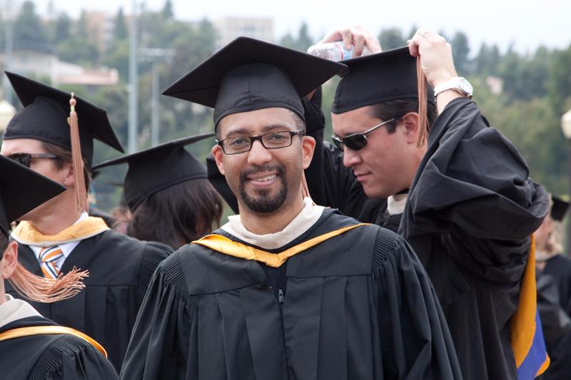UCLA Anderson MBA Jay Tucker