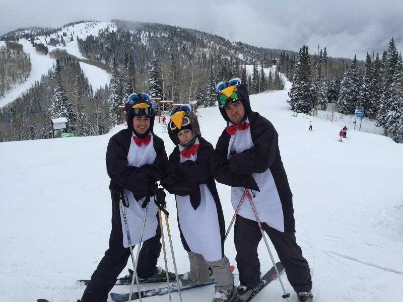 Grady Ski Trip