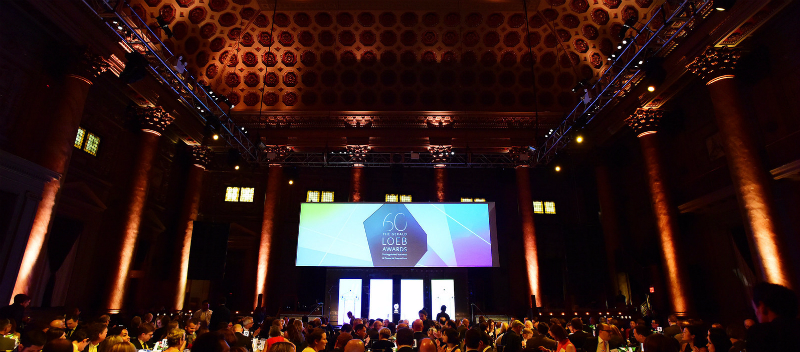 60th anniversary Gerald Loeb Awards