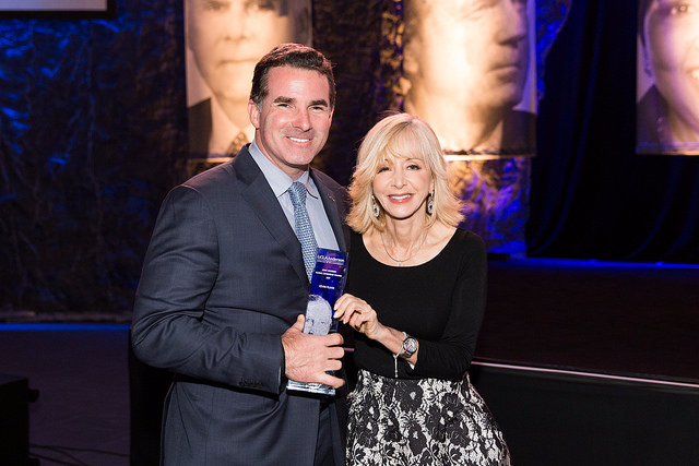 Under Armour Kevin Plank UCLA Anderson Dean Judy Olian