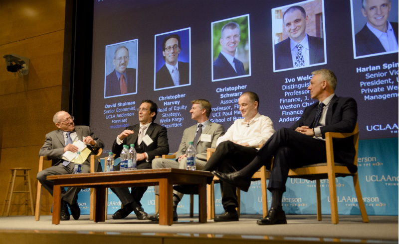 UCLA Anderson Forecast panel, December 2017