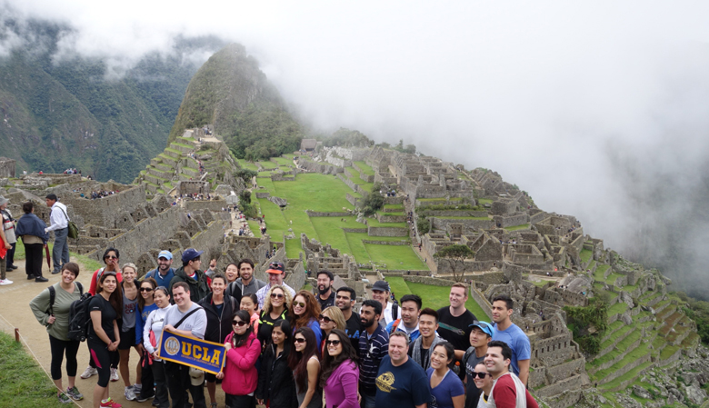 All students at Machu Picchu_crop
