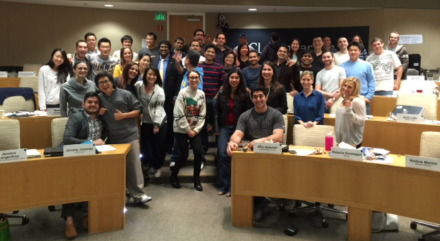 welcome ucla anderson femba class of revel in the process  femba2016 crop
