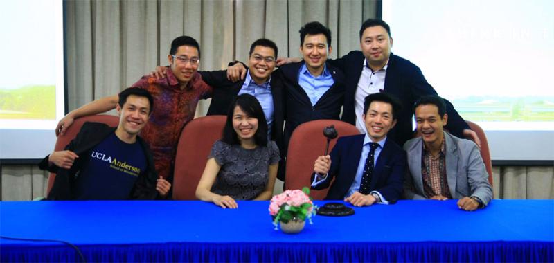 UCLA Anderson Indonesia Alumni Chapter