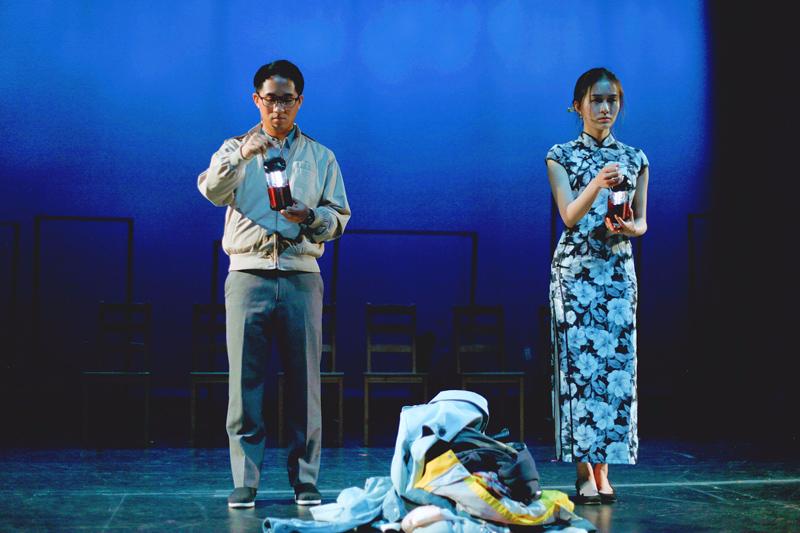 Daniel Yang UCLA CFan Chinese Theatre Group