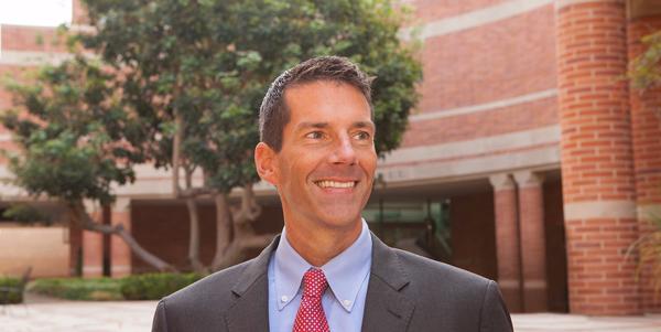 UCLA Anderson Rob Weiler