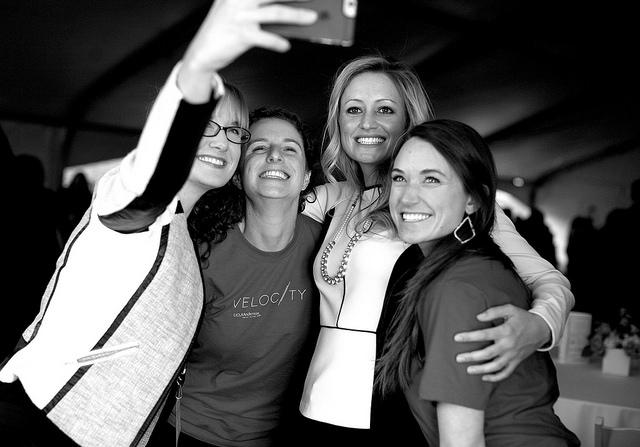 CULA Anderson MBA Britney Sussman Velocity Women's Summit