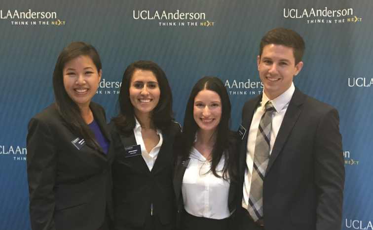 UCLA Anderson Deloitte National Case Competition