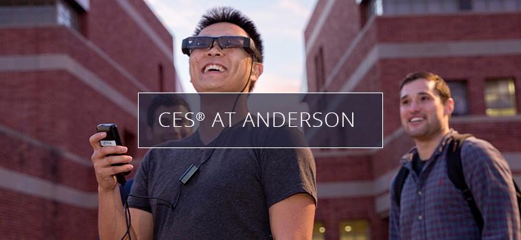 UCLA Anderson Easton Technology Management Center CES