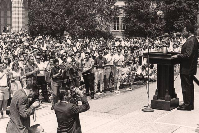 UCLA Martin Luther King Jr.