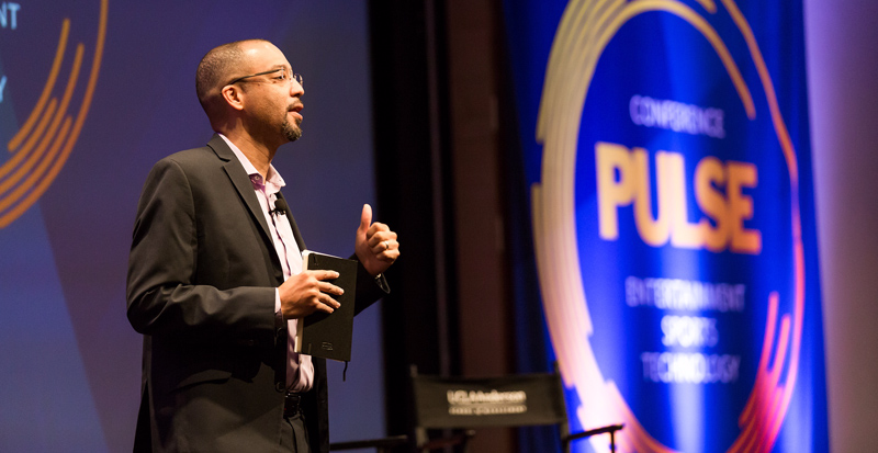 UCLA Anderson Pulse Conference Jay Tucker