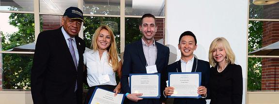UCLA Anderson 2017 Gloria Appel Prize