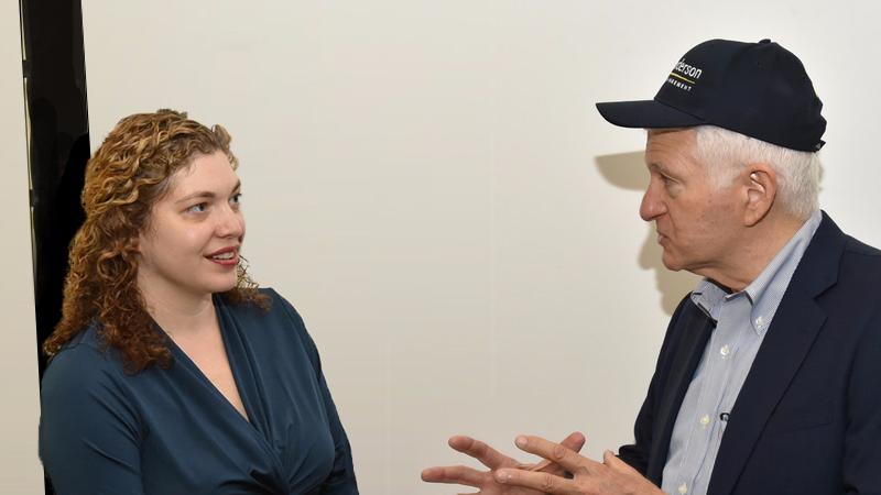 UCLA Anderson Chancellor Gene Block Kristina Iskander Entrepreneurship Bootcamp for Veterans