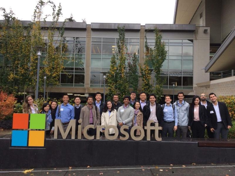 DOJ Visit to Microsoft