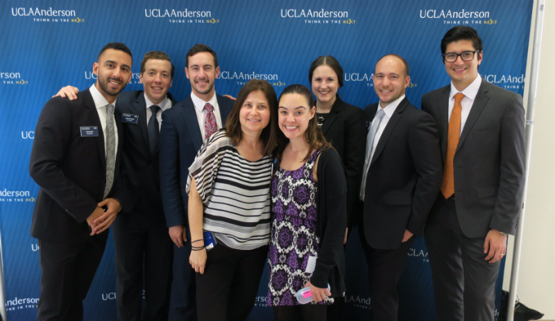 UCLA Anderson 2017 Net Impact Consulting Challenge 1st place team