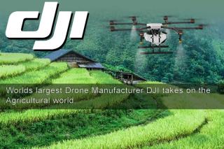 Drone manufacturer