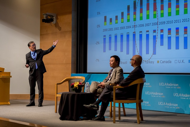 UCLA Anderson 2018 Woo Greater China Business Conference